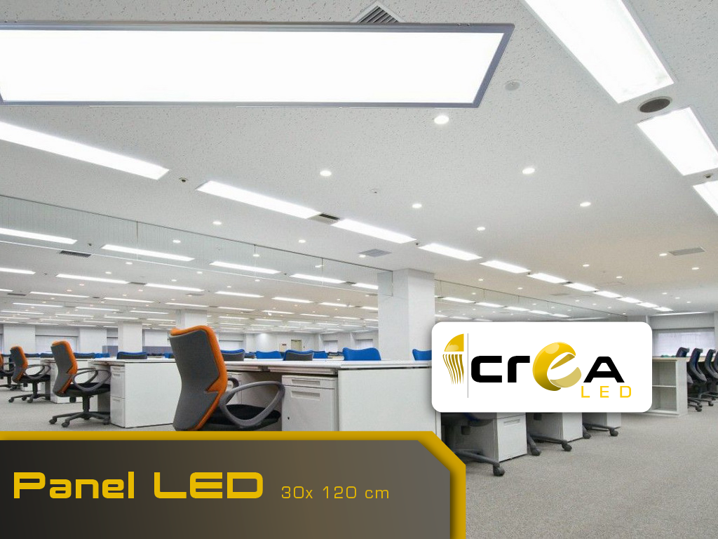 Panel LED Rectangular 40W producto