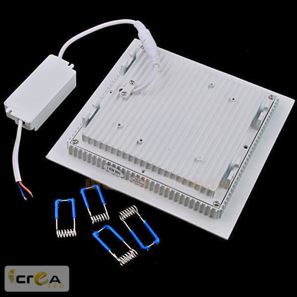Panel LED Empotrable para Plafón 25W producto